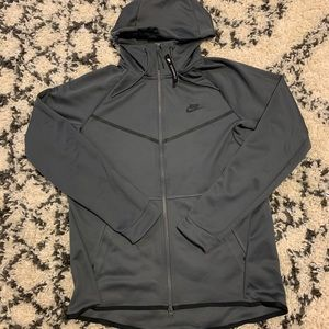 Nike men's hooded zip up jacket